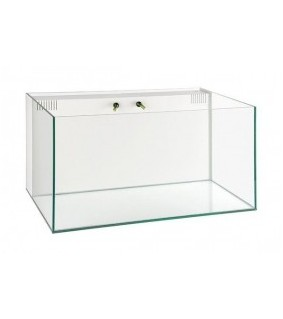 beta acuarios Compact Marine 40 White 80 L Float Glass