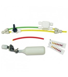 Spectrapure Spülventil VA-FVK-4 / Manual Flush Valve Kit