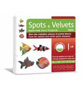 Prodibio Spots & Velvets Fresh 6 Vials
