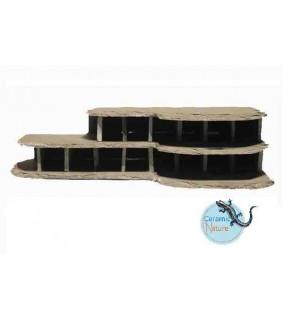CeramicNature Hotel L shape