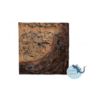 CeramicNature S-Cliff 50x55x2 C mod brown