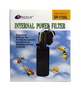 Resun SP-1100L internal power filter