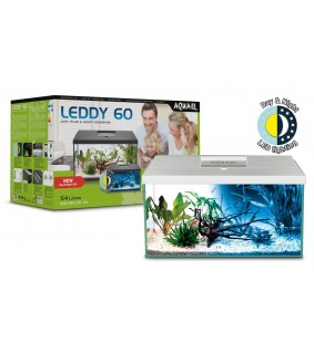 Aquael Leddy set Day & Night Plus 60 akvaariopaketti