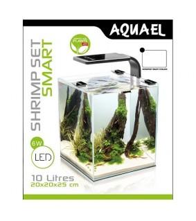 Aquael Shrimpset Smart 2, musta, 10 L