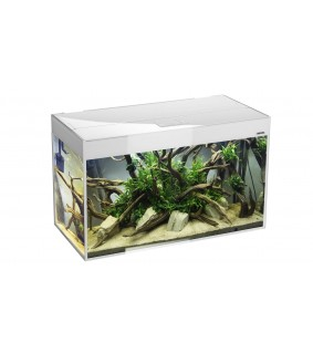 Aquael Akvaario Glossy 100cm valkoinen