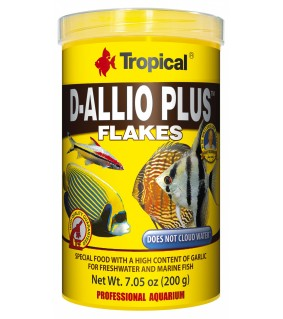 Tropical D-Allio Plus 100 ml valkosipuliruoka