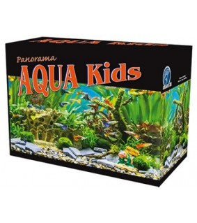 AQUA KIDS PACIFIC BLACK EDITION 19 L