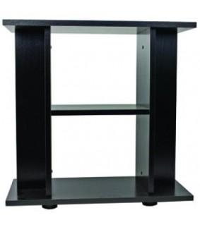 AKWALAND akvaariopöytä musta 65X33x60 cm