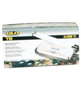 GLO T8 2x20W A-1573 loisteputkipidike
