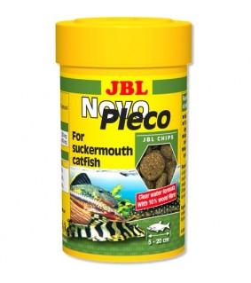 JBL NovoPleco 100ml kuitupitoinen viherruokatabletti
