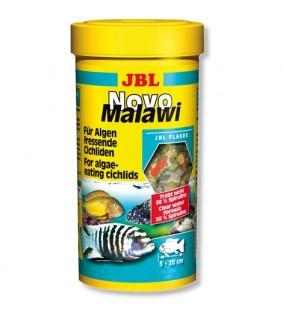 JBL NovoMalawi 250ml hiutale 38% spirulinaa