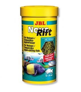 JBL NovoRift 250ml kasvispitoinen pelletti kirjoahvenille