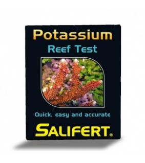 Salifert Potassium Reef test - kalium testi
