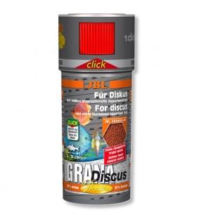 JBL GranaDiscus 250ml click raeruoka kiekkokaloille
