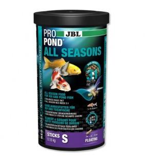 JBL ProPond All Seasons 3L S karppien ruoka