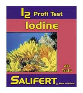 Salifert Iodine test - Jodi testi