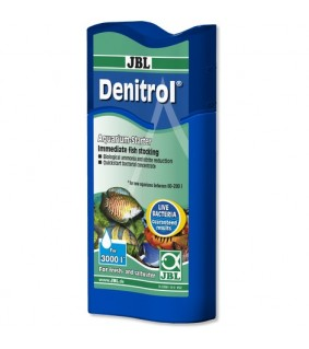 JBL Denitrol 250ml kypsytysaine uuteen akvaarioon