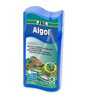 JBL Algol 100ml levänestoaine 400L