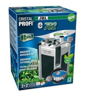 JBL CristalProfi e702 greenline ulkosuodatin