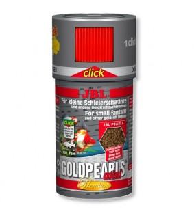 JBL GoldPearls 250ml click kultakalojen raeruoka