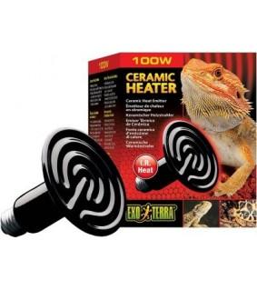 Exoterra ceramic heater 100W E27