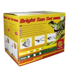 Lucky Reptile BRIGHT SUN SET JUNGLE 35W