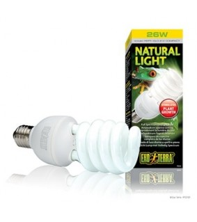 Exoterra NATURAL LIGHT 25W E27