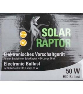 SOLAR RAPTOR EVG 50W 230 V BALLAST