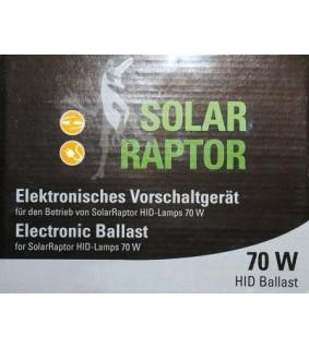 SOLAR RAPTOR EVG 70W 230V BALLAST