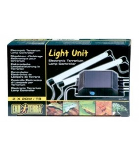 Exoterra LIGHT UNIT 2x20W