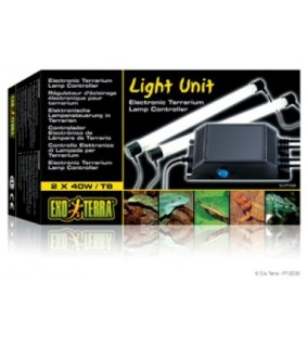 Exoterra LIGHT UNIT 2x40W