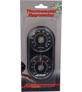 LUCKY REPTILE THERMOMETER & HYGROMETER
