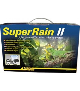 Lucky Reptile SUPER RAIN II High Power Misting System