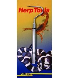 Lucky Reptile käärmekoukku teleskooppi 18-70 cm