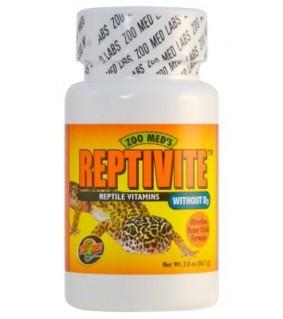 ZOO MED REPTIVITE 56.7GR fosforilla ilman D3