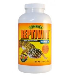 ZOO MED REPTIVITE 227GR fosforilla ilman D3