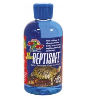 ZOO MED REPTISAFE WATER CONDITIONER 258ML