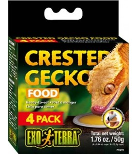 Exoterra CRESTED GECKO FOOD 50 g 4kpl