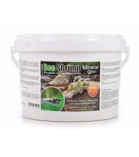 Salty Shrimp – Bee Shrimp Mineral GH+ 3000 g