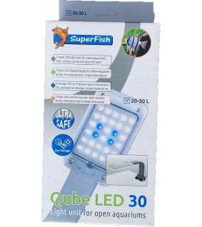 SUPERFISH QUBE LED 30