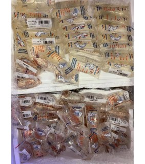 Brine Shrimps Artemia elävä ruoka 45 ml