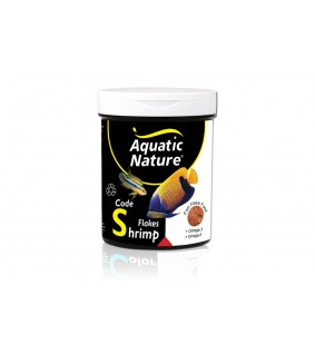 Aquatic Nature CODE SHRIMP FLAKE 190 ML - 30 g