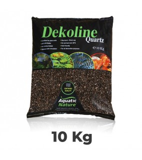 Aquatic Nature DEKOLINE COLORED BROWN 10 Kg
