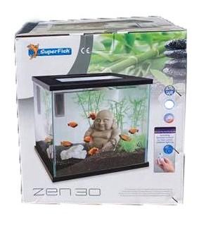 SUPERFISH ZEN 30 WHITE akvaario