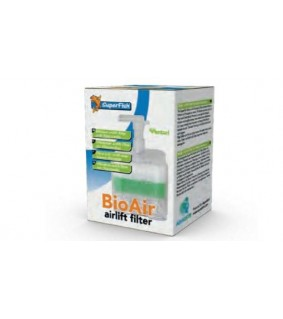 Superfish Bioair air lift filter