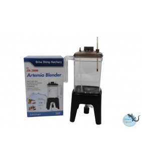 Ziss aqua ZH-2000 Artemia Hatchery artemiakasvattamo