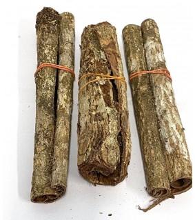 Ceramic nature Catappa bark tubes