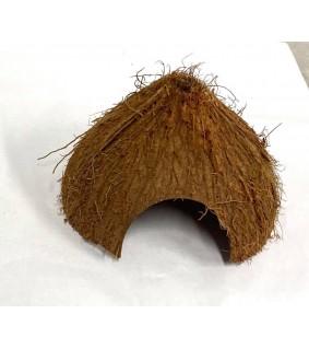 Ceramic nature Half Coconut shelter