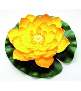 Velda Lotus Foam Yellow 20 cm