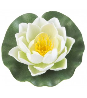Velda Lotus Foam White 10 cm